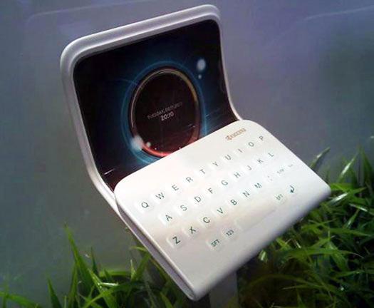 telephone portable souple