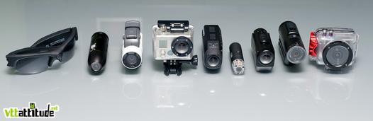 test camera embarquée