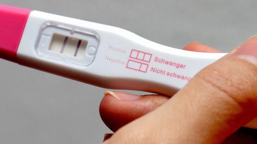 test enceinte