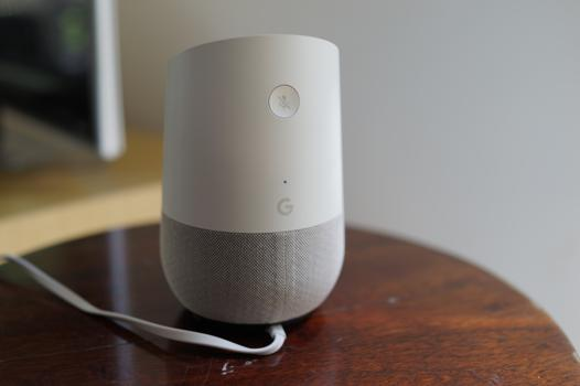 test google home