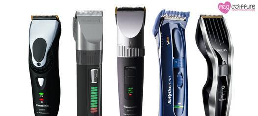 test tondeuse cheveux