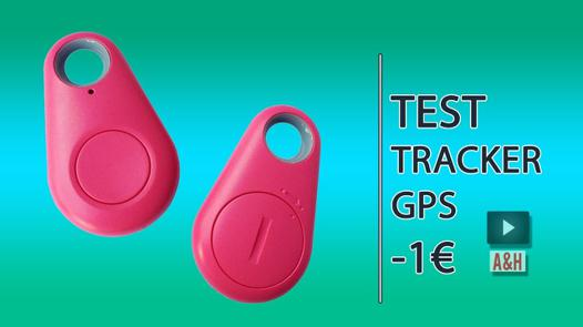 test traceur gps