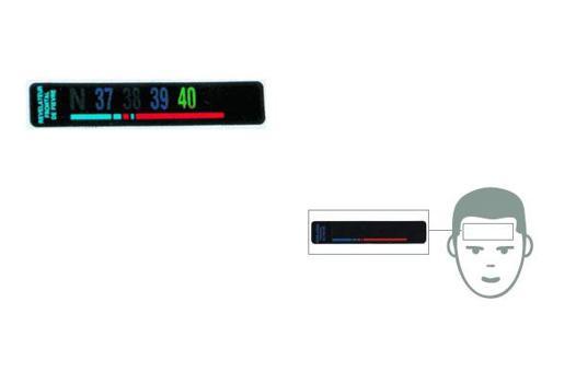 thermometre frontal prix