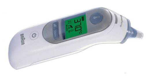 thermomètre pour bébé