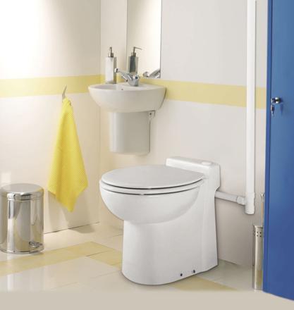 toilette sfa