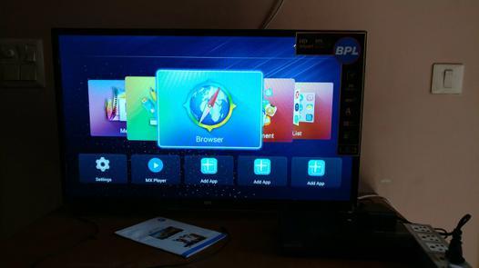 tv 4k 80 cm