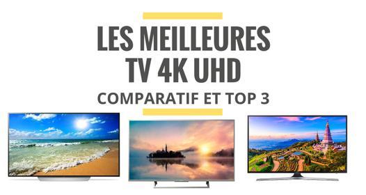 tv 4k comparatif