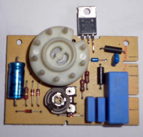 variateur aspirateur