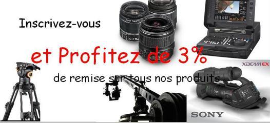 vente camera