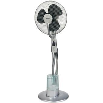 ventilateur avec humidificateur