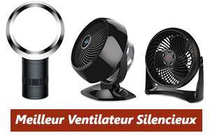 ventilateurs silencieux