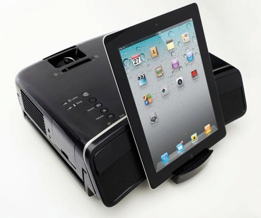 videoprojecteur compatible ipad