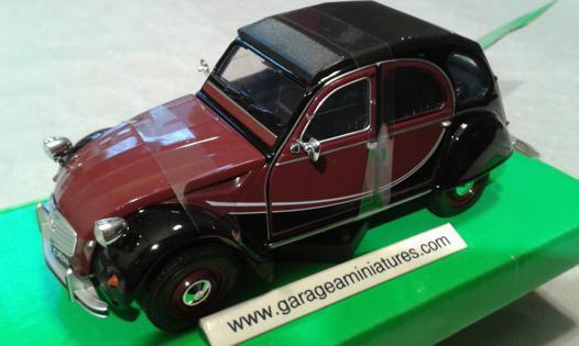 voiture miniature echelle 1 24