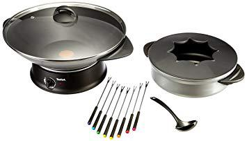 wok fondue tefal